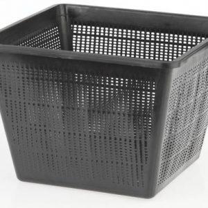 סלסלה מרובעת לשתילת צמחי מים בבריכת נוי Oase Plant basket rectangular 28