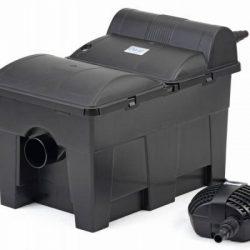 סט משולב פילטר גרביטציה Oase BioSmart Set 14000