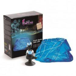 סט דקורצייה לאקווריום עם תאורה Hydor Blue shappire