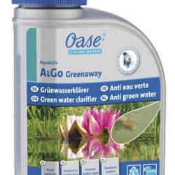 תכשיר לטיפול באצות בבריכת נוי Oase Algo greenaway 500ml