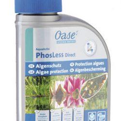תכשיר לניטרול פוספט בבריכת נוי Oase Phosless Direct 500ml