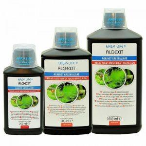 תכשיר לטיפול באצות באקווריום Algexit 250-1000ml